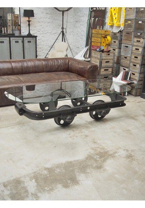 Chariot de mine vers 1900