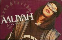 Back & Forth Aaliyah Age Ain't Nothing But A Number Blackground #5 1994