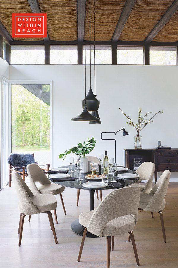 Knoll Classics Include The Work Of Eero Saarinen Marcel Breuer