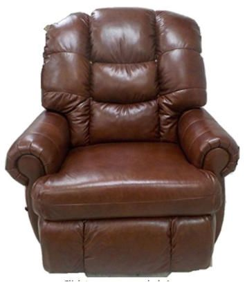 Oversized Recliners at Big Man Chair, FREE shipping, 500 LB, wide recliners, heavy duty recliners, home decor