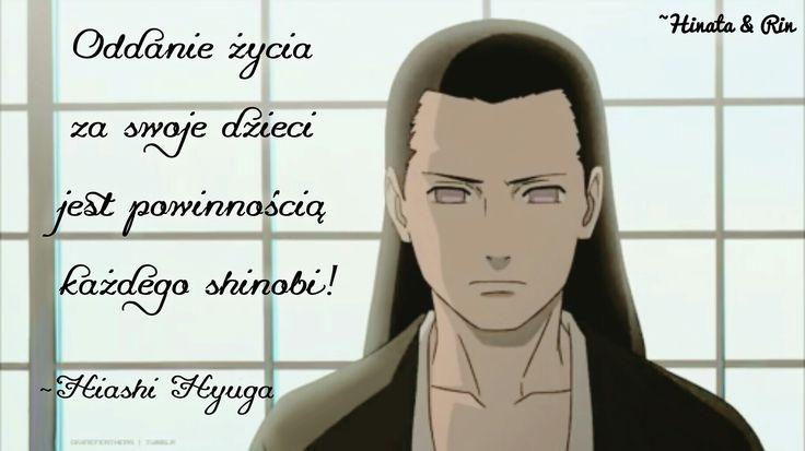 Hiashi Hyuga - Naruto
