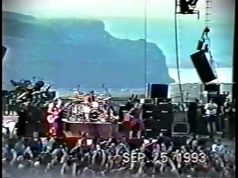 Pearl Jam - The Gorge - George, WA - 1993-09-05 full show -  what a gorgeous setting