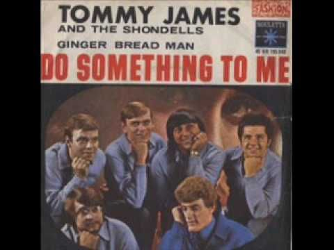 I Think We`re Alone Now - Tommy James & The Shondells ~ These guys had quite a few hits in the late 60's but made the Top 40 with this single. Only a washed up D J would know that useless fact.