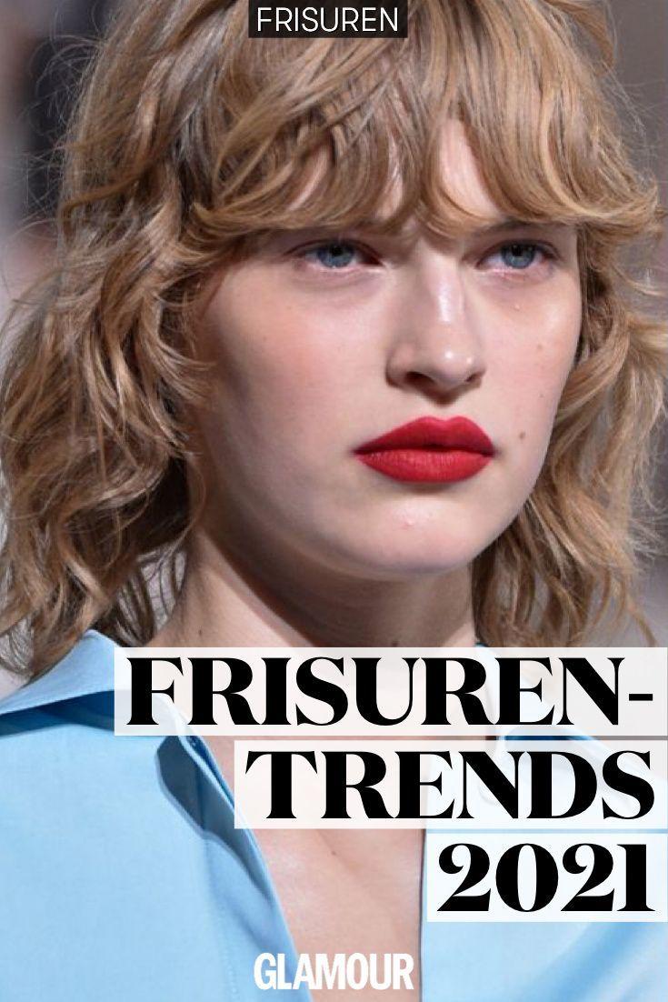 Frisurentrends im Frühjahr und Sommer 21: Die Top 21 | Frisuren ...