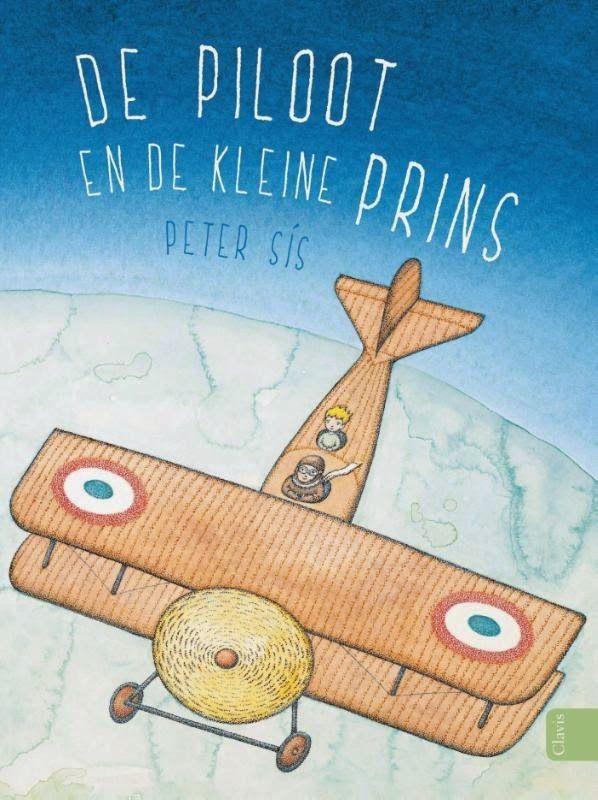 De piloot en de kleine prins - Peter Sís