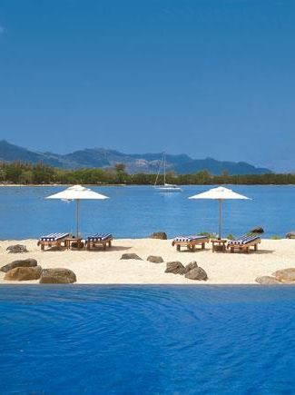 Baie aux Tortues | The Oberoi, Mauritius (http://www.facebook.com/BeautyOfMauritius)