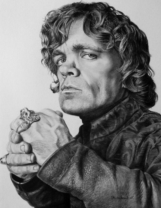Game of Thrones. Since all of my favorite characters die, I would not be surprised if he is next. :(