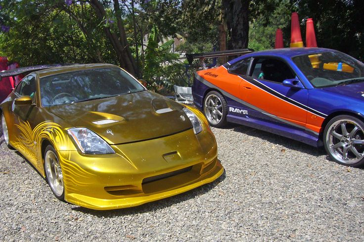 The Main Cars Of The Fast And The Furious Tokyo Drift