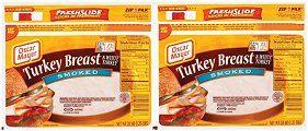Oscar Mayer® Smoked Turkey Breast 20 oz. - 2 ct.Image