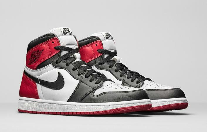 abb997f0e63da3 Air Jordan 1 OG Black Toe Retro 2016 Release Date. Air Jordan 1 Black Toe  is an original Air Jordan 1 colorway in White Black-Red that ll be retrod  in 2016