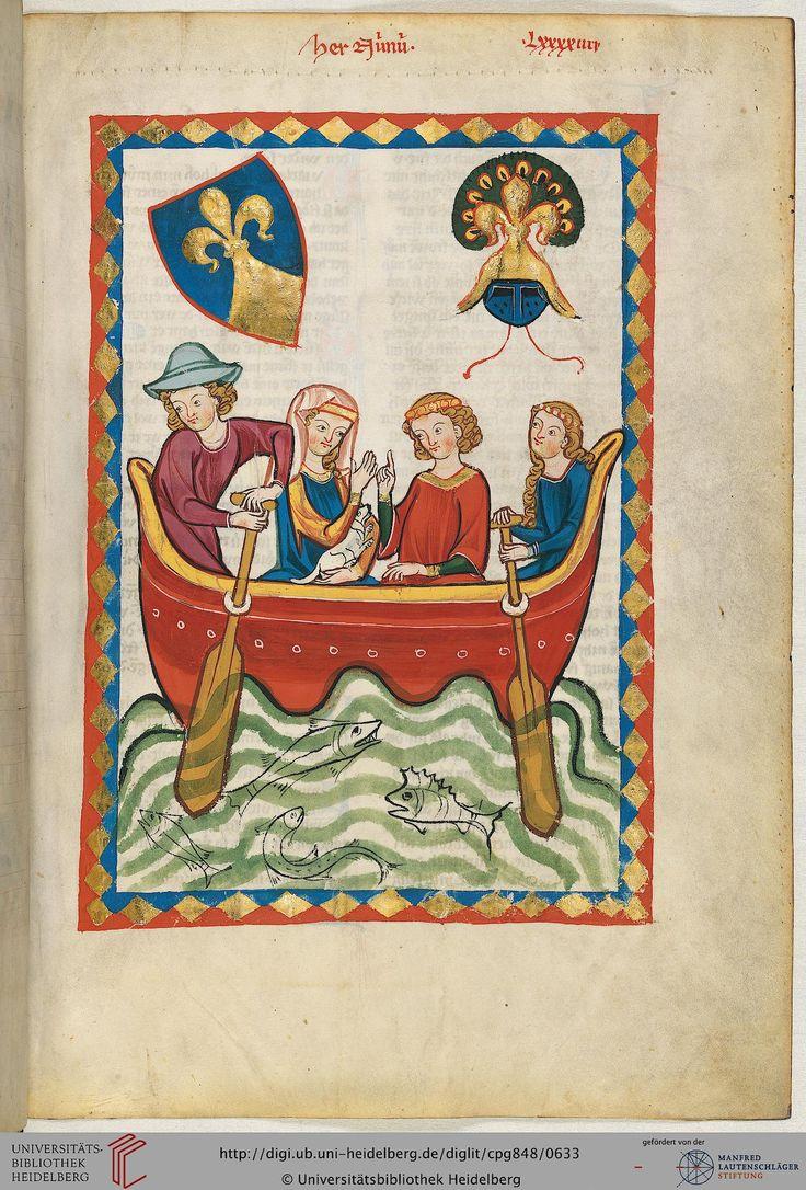 """Unter dem Namen """"Niune"""", der bislang nicht identifiziert werden konnte, verbirgt sich vermutlich nicht ein Dichter sondern der Besitzer eines Liederbuches, das Texte verschiedener Autoren beinhaltete. Die Lieder datieren zwischen dem 12. und der Mitte des 13. Jahrhunderts."""
