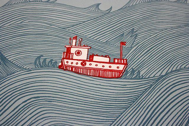sturdy #structure vs. rough tides