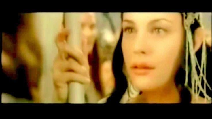 """EL SEÑOR DE LOS ANILLOS. música: """"May It Be"""", de Enya (2003)"""