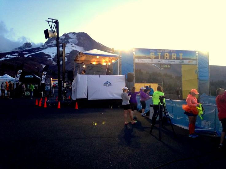 First time Hood to Coast runner, here are some helpful tips! | the healthy undergrad #thehoodtocoast #HTC #runners #relay #oregon #motherrelay #longestrelay #mounthood #198miles