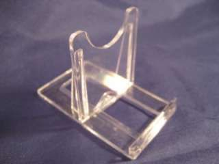 small plastic display stands 2   free UK shipping