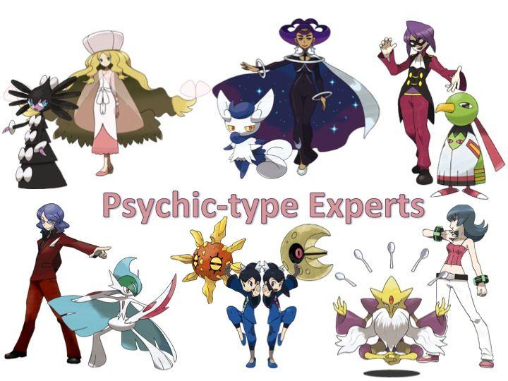 All Psychic Type Pokemon | www.pixshark.com - Images ...
