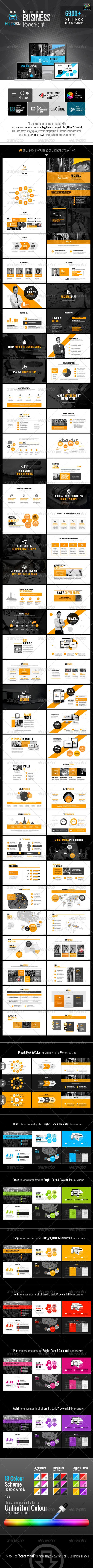 680+ Powerpoint Templates - Powerpoint Themes | GraphicRiver