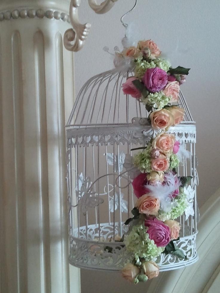 90 best birdcages images on pinterest birdcage for Decoration urne