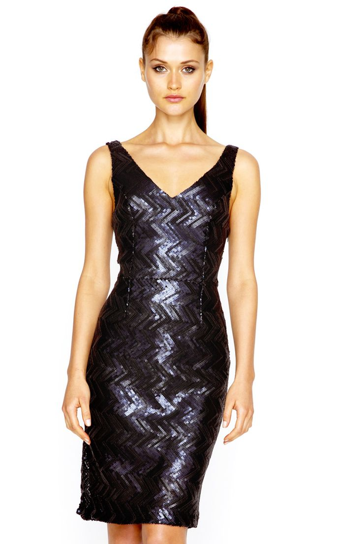 Talulah Label Silver Lining Dress http://frontrow.com.au/product/silver-lining-dress/