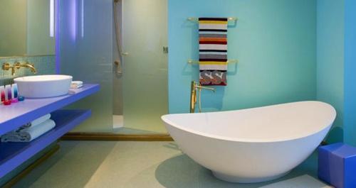 lovely bathtub @ hotel missoni kuwait | 127.0.0.1 | pinterest