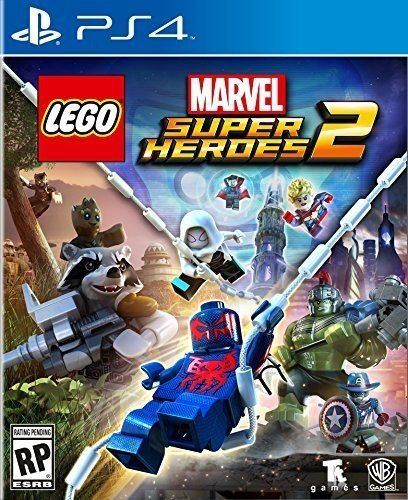 Lego Marvel Superheroes 2 Playstation 4 Ps4 Games Pinterest