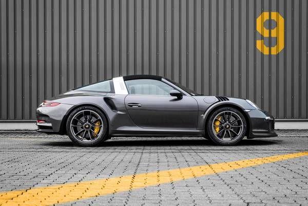 Die Metamorphose eines Porsche-Boliden by MCCHIP