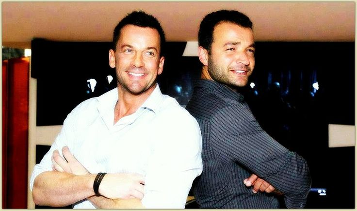 Craig Parker & Nick E Tarabay!