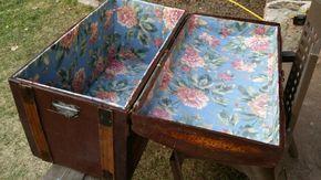 Desde LRDECORACION nos dan todas las claves necesarias para restaurar un baúl por dentro y por fuera: materiales, paso a paso...