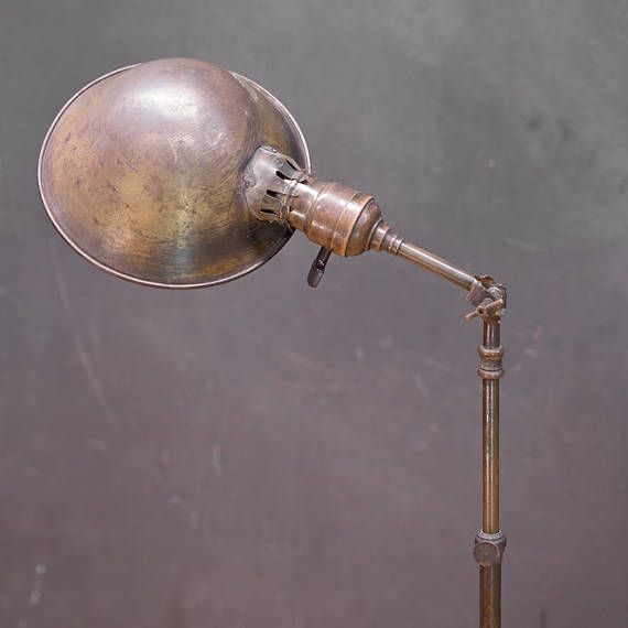 25 Best Ideas About Brass Floor Lamp On Pinterest