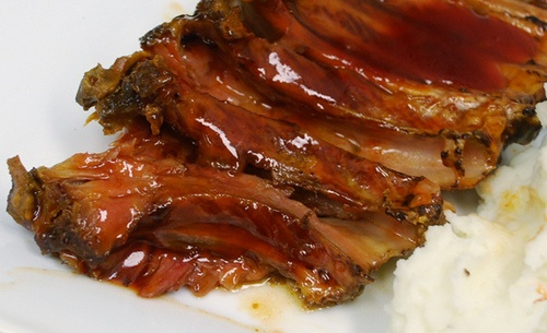how to cook pork ribs in crock pot
