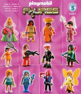 C'est trop bien !!!: Les Playmobil Figures
