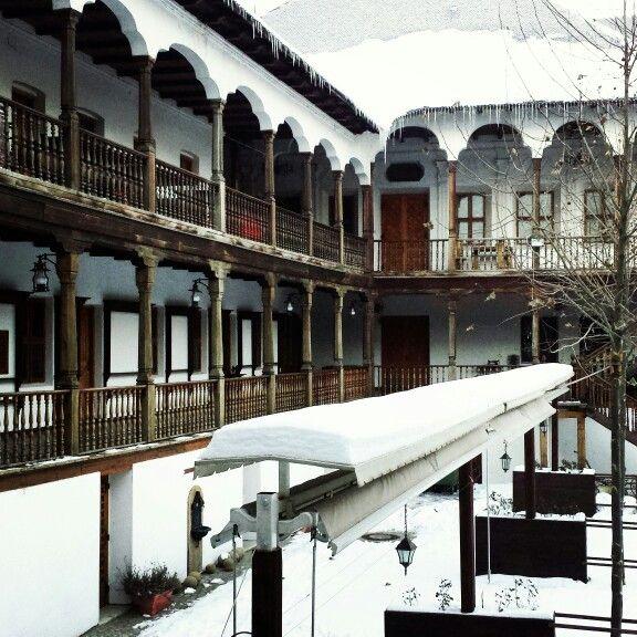Manuc's Inn in Bucharest