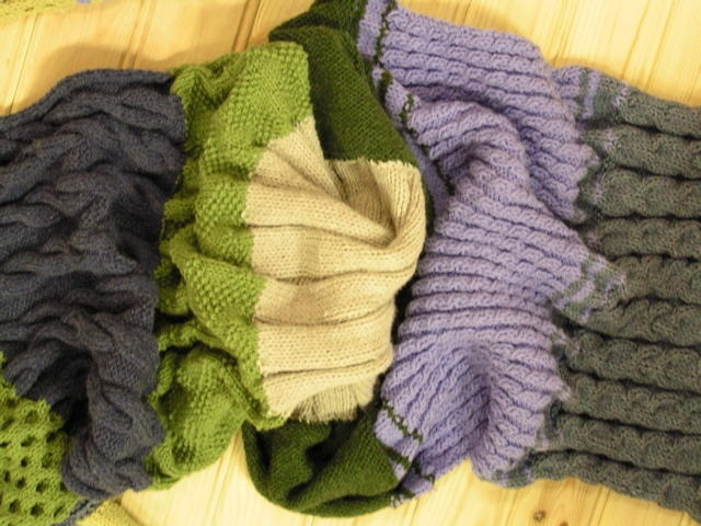 Cool scarf idea