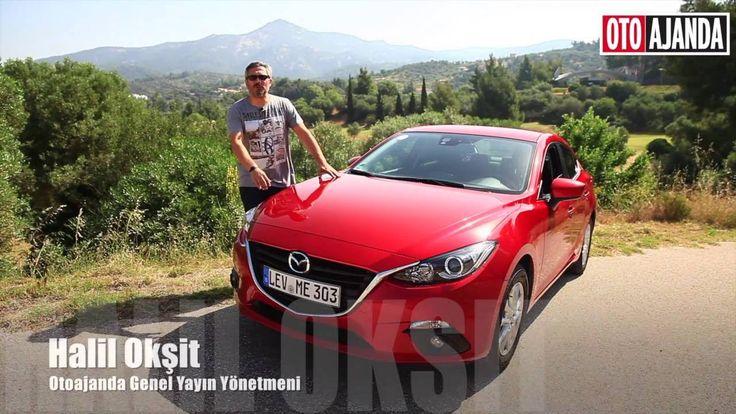 Mazda 3 1.5 Dizel Test Sürüşü - Otoajanda.com