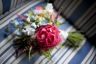 Bridal Bouquet by Sparrow and Rose