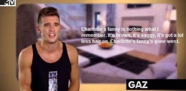 Geordie shore. Geordie shore quote. Gary.
