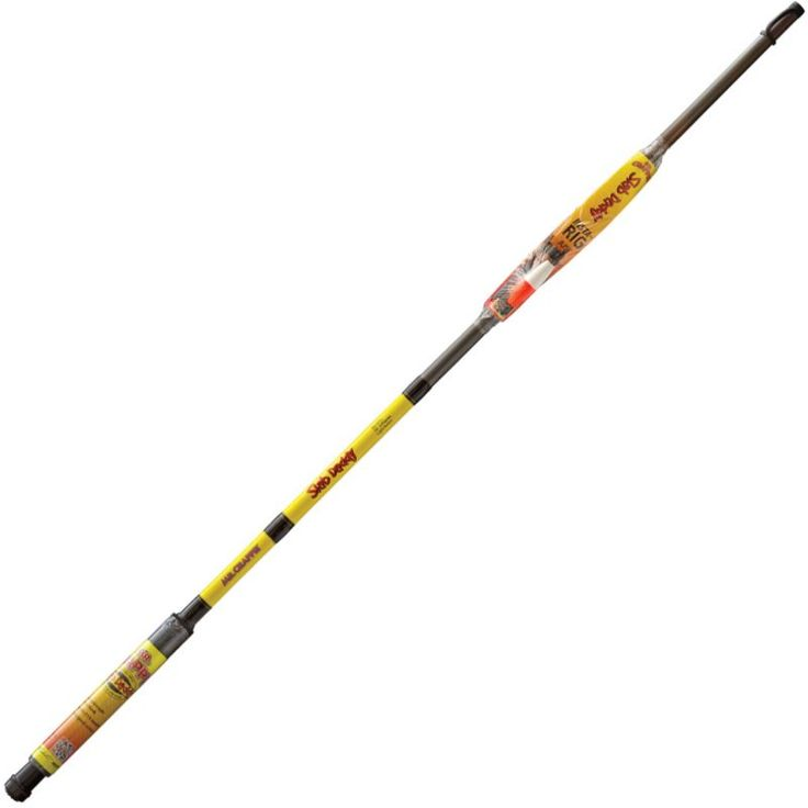 Mr. Crappie Slab Daddy Telescopic Fishing Rod