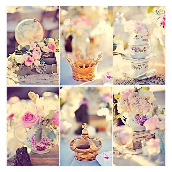 Weddings / Alice in Wonderland inspired wedding via Polyvore