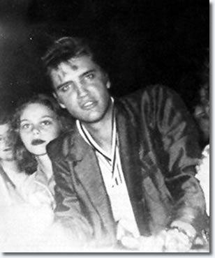 Elvis Presley Photos in the 1950s