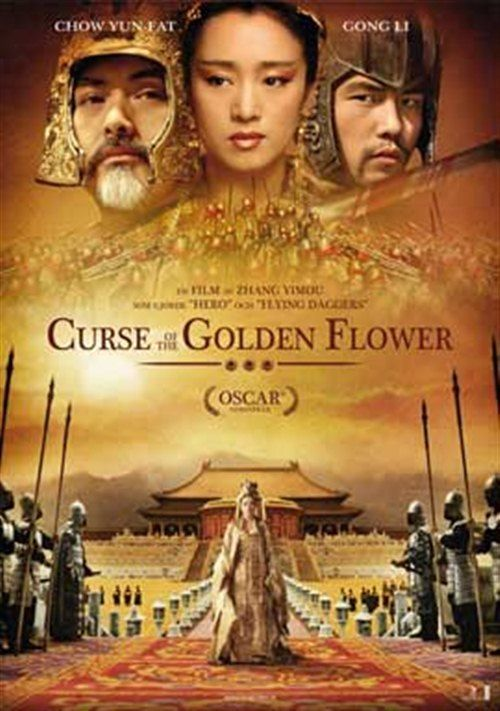Curse of the Golden Flower (2006 Chinese Movie)