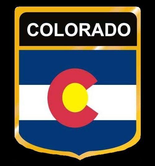Flaggen / Flags - Colorado - Vereinigte Staaten von Amerika / United States of America / USA