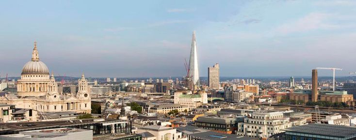 'the shard', designed by italian architect renzo piano, officially opened to the public on february 1, 2013.