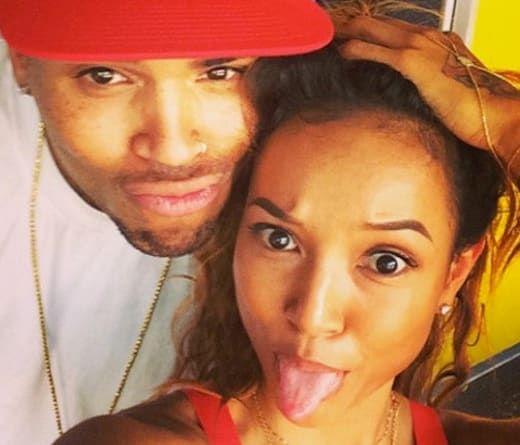 Karrueche Tran: Chris Brown is Going to KILL ME! #Entertainment_ #iNewsPhoto