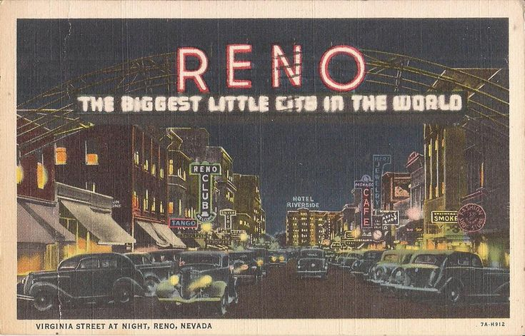 The Long History Of Gay Reno Tourism Nevada Humanities