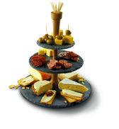 Boska Cheese/Chocola Etagère - 3-laags