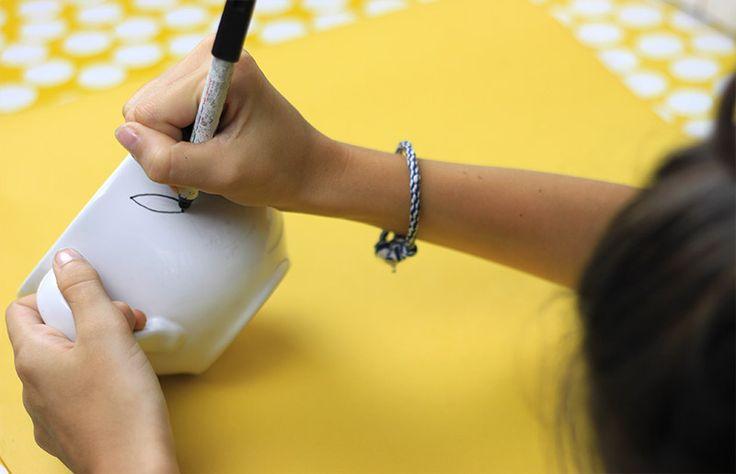Tutorial rápido e fácil: crie uma caneca personalizada e única!