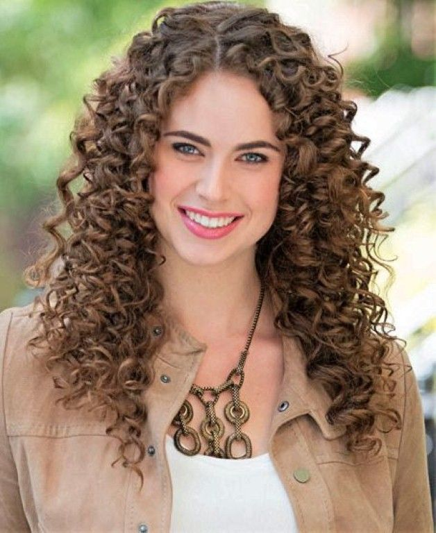 Gorgeous Hairstyles For Girls With Really Curly