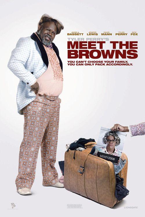 Watch Meet the Browns 2008 Full Movie Online Free