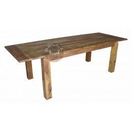 METRO Drewniany Stół Rozkładany 140/210 - LN