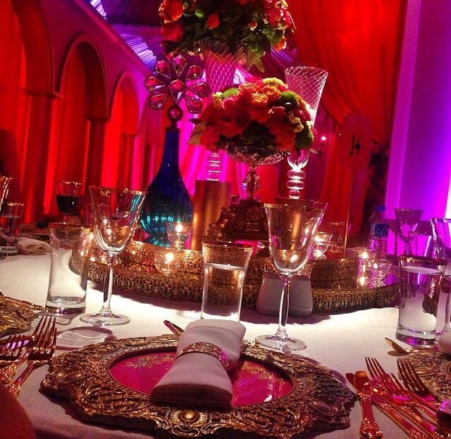 Henna night decoration- kina gecesi masa dekorasyonu- pink- sparkle- yellow flowers- table decor- event/ davet- nisan- birthday/ kina tahti - mor - purple- buse terim in kinasi- details- detaylar - kina davetiyesi- invitation card- sait halim pasa yalisi- turkiye- istanbul- turkey - hen party terim events by fulya terim